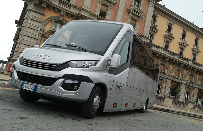 Iveco Daily Autocuby